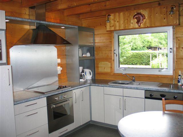 gite rental,holiday accomodation, chalet at lake lac Chalain, Jura ...